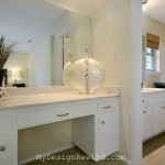 Bathroom after home staging